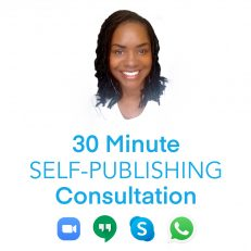 30 minute self-publishing consultation product